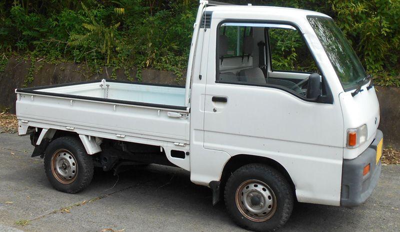 スバルサンバートラック