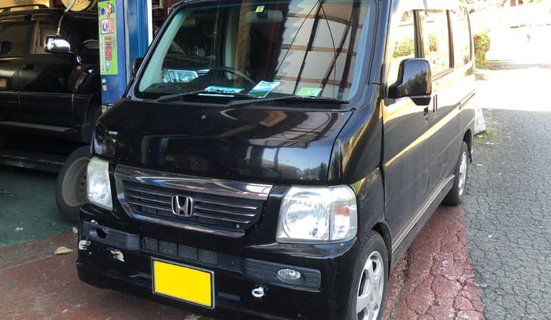 上野原市のお客様から廃車買取したホンダバモス