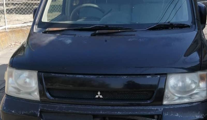 甲府市のお客様から廃車買取した三菱ekワゴン