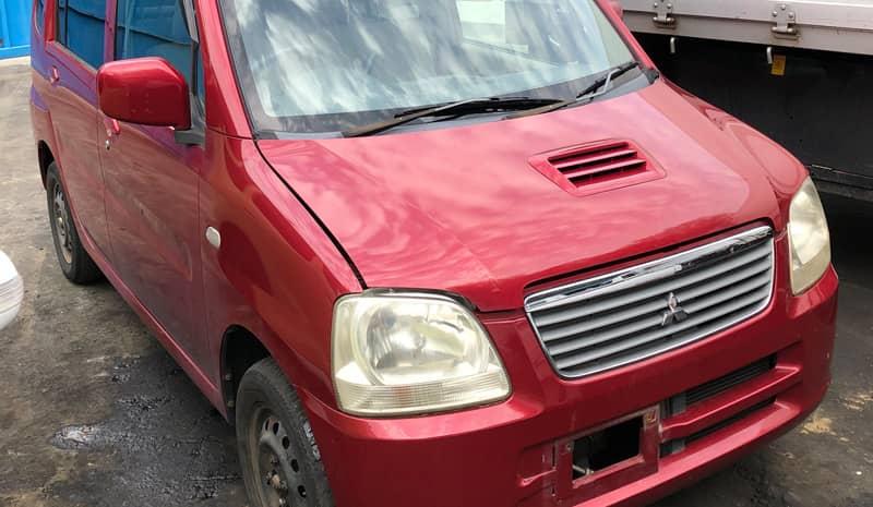 甲府市のお客様から廃車買取した三菱 トッポ